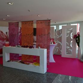 Events Schwan Stabilo ART Decorations