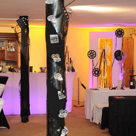 ART Decorations: Privatkunden - 50. Geburtstag - Hollywood 1