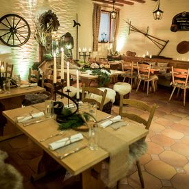 ART Decorations: Privatkunden - Mottoparty Rustikal 6