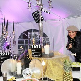 ART Decorations: Privatkunden - 50. Geburtstag - Hollywood 4